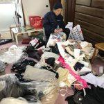 本日北九州市八幡東区日の出から部屋丸ごと不用品回収のご依頼です。