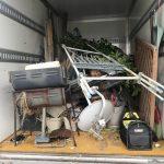 本日は北九州市若松区青葉台南から不用品回収のご依頼です。