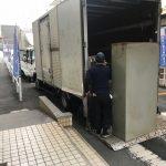 また北九州市からのご依頼で八幡東区役所内の不用品回収作業を致しました。