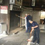 北九州小倉北区旦過市場からお仕事をいただきました。