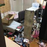 本日北九州市小倉北区片野から部屋丸ごと不用品回収のご依頼です。