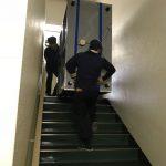 本日は北九州市若松区役所内の不用品回収作業を致しました。